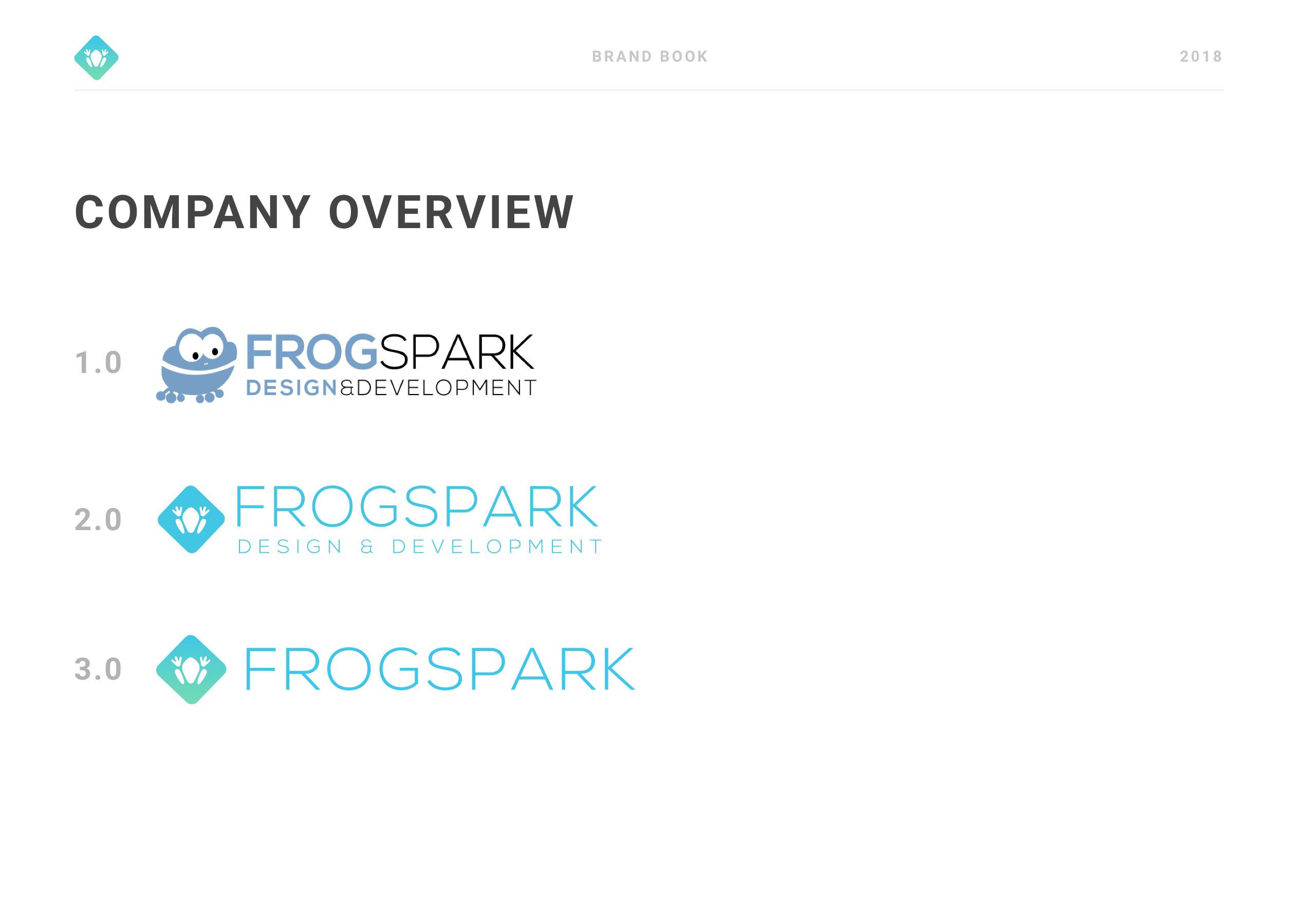 Frogspark Evolution