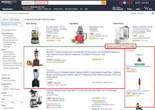 Everything you need to know about advertising on Amazon 1