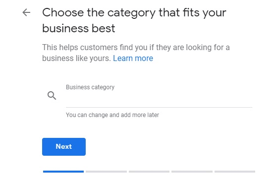 How to choose the right Google My Business categories